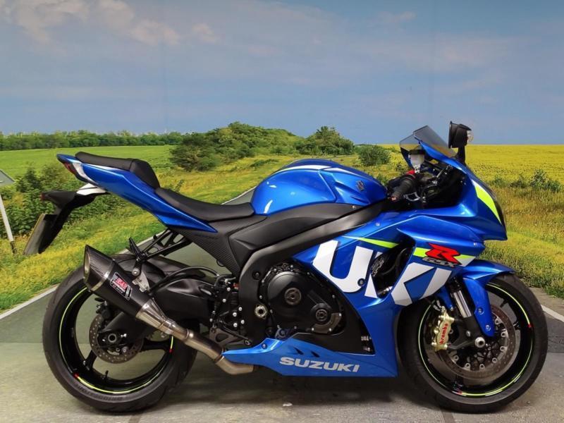 suzuki gsxr1000 2015 moto gp special 1152 miles in stoke on