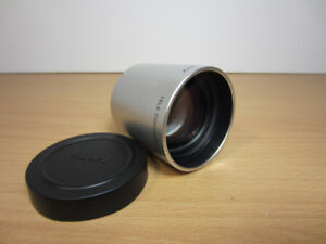 Sony VCL-D2046 46mm Tele Conversion Lens (x2.0) with Lens Cover