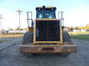 2005 CATERPILLAR 950G WITH LOG GRAPPLE AT www.knullent.com Edmonton Edmonton Area image 4