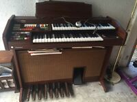 Electric organ / piano
