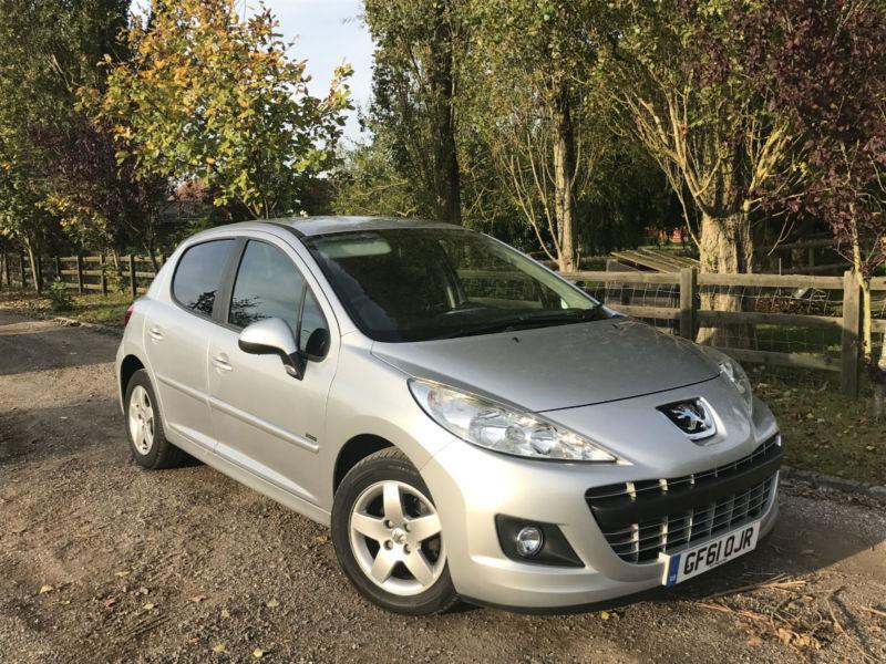 Peugeot 207 1.4 75 Sportium 2011 (61) 5 Door
