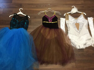 Custome made dance costumes