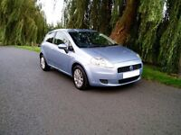 2006 56 Fiat Punto 1.3 Diesel Dynamic Genuine Low miles!