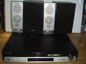 Samsung 5 Disc Dvd Home Theater System.