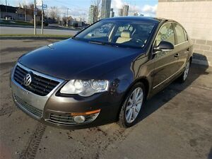 2008 Volkswagen Passat Luxury CLEAN CARFAX TITLE ,FULLY UPGRADED