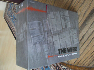 The Wire - complete DVD Box Set