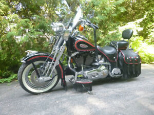 1998 HARLEY SPRINGER FLSTS