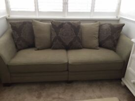 4 seater sofa - £90 **Collection from Romford, RM1**