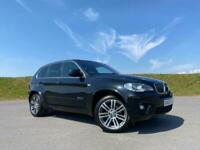 2012 BMW X5 3.0 30d M Sport Auto xDrive (s/s) 5dr SUV Diesel Automatic