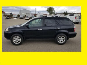 2004 ACURA MDX COMES WITH FULL SAFETY INSPECTION