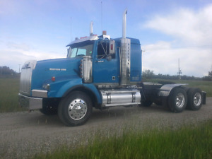 2006 WESTERN STAR - WET KIT