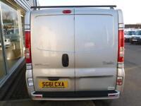 2011 Renault TRAFIC SL27 SPORT DCI SWB CREWVAN *6 SEATER* Manual Crew Van