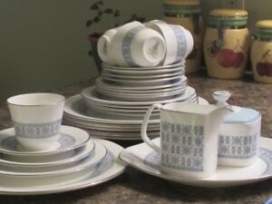 "Royal Doulton ""Counterpoint"" Pattern China For Sale!"