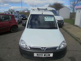 2011 Vauxhall Combo 1.7CDTi 16v
