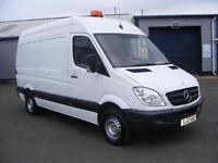 2012 MERCEDES BENZ SPRINTER 2.1 CDI 313 4dr MWB