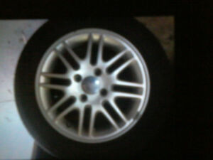 Ford Focus aluminum wheel