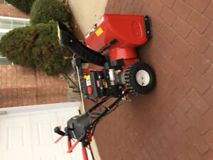 NEW PRICE Craftsman 24-inch Two Stage Snow Thrower