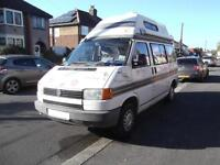 AUTOSLEEPER TRIDENT VW T4, 4 BERTH CAMPER, HIGH TOP,