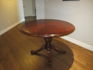 Round Bombay Kitchen Table