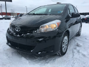"2014 Toyota Yaris LE ""12 Month Warranty Included"" Only $10799"