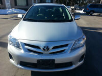 2013 Toyota Corolla CE-Bluetooth Heated Seats Cruise P-W P-L