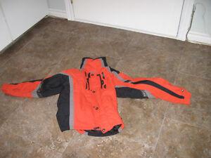 Boys Med (Size 14-16) Spyder Winter Jacket