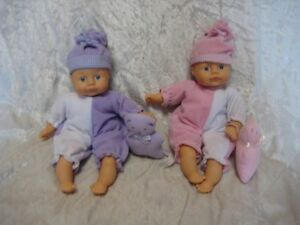 Best Pals Baby Twins dolls