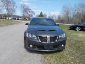 2009 PONTIAC G8 GT - 6.0L WITH MODS - $15,900. CERTIFIED