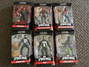 Marvel legend figures