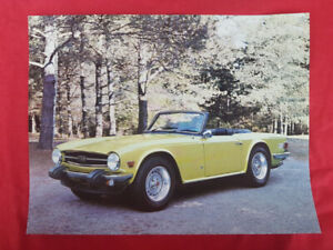 Triumph Tr6 Sale Kijiji In Ontario Buy Sell Save With