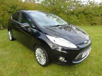 2010 60 FORD FIESTA 1.4 TITANIUM 5 DOOR