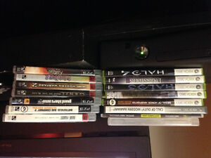 Xbox 360 + PS3 games