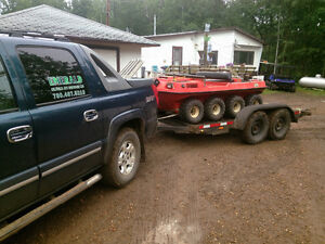 Emerald Oilfield ATV Services LTD : ARGO SERVICE: