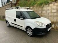 2014 Fiat Doblo 1.6 MAXI LWB L2H1 ONLY 53,258 MILES NO VAT Panel Van Diesel Manu