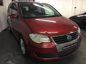 Volkswagen Touran 1.9TDI 09MY SE,7 Seats,Full History,12 months MOT