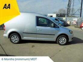 2014 Volkswagen Caddy 1.6 C20 TDI HIGHLINE 101 BHP PANEL VAN Diesel Manual