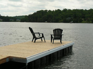 Cottage for rent on Blue Sea Lake - Lapsidoux