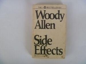 WOODY ALLEN - Side Effects - 1985 Paperback