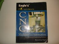 CNC -Machines and Automation' book for sale
