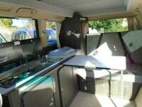 TOYOTA ALPHARD MOTORHOME CAMPER VAN~AUTOMATIC CAMPERVAN~SIDE KITCHEN~
