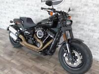 Harley Davidson FXDB Fat Bob 2018 *1600 Miles example Cracking Price!!*