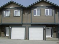 New 3 Bedroom Furnished Townhouse in Dawson Creek