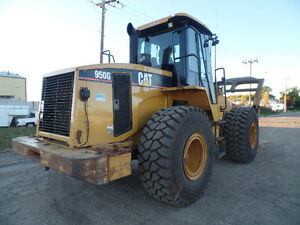2005 CATERPILLAR 950G WITH LOG GRAPPLE AT www.knullent.com Edmonton Edmonton Area image 5
