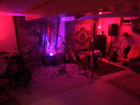 New DIY house show venue looking for performers