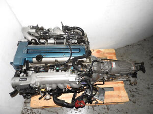 JDM Toyota 2JZ-GTE VVTi Engine Twin Turbo Supra Aristo 2JZ