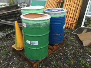 45 gallons industrial blue paint-Reduced Sarnia Sarnia Area image 1