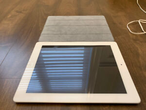 Ipad 2 -16gb wifi - with smart cover case