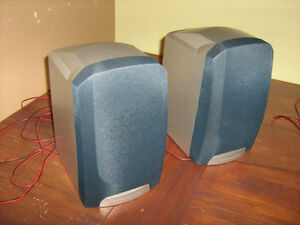 colonnes de son haut parleurs speaker set de 2 Samsung