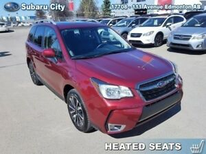 2018 Subaru Forester 2.0XT Touring,TURBO,250 HP,SUNROOF, ALUMINU