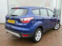 2017 Ford Kuga 1.5 T EcoBoost (S/S) (Petrol) Zetec 5dr 6Spd 150PS 4x4 Petrol Man